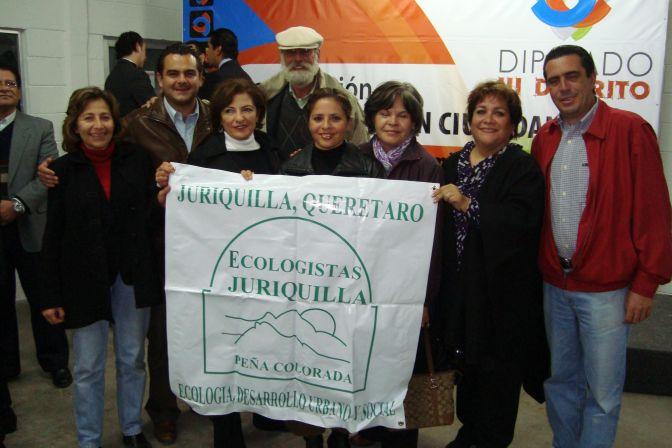 ECOLOGISTAS DE JURIQUILLA Y AMIGOS