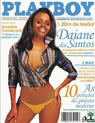 Biografia de Daiane dos Santos