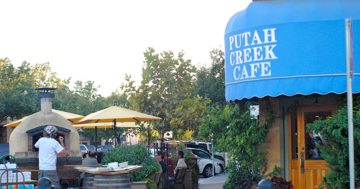Out of the Orchard: Putah Creek Cafe