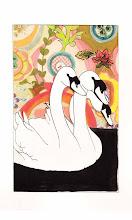 Triple Badass Swan