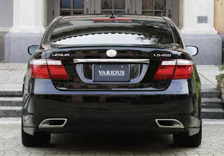 2012 Lexus LS Review And Prices