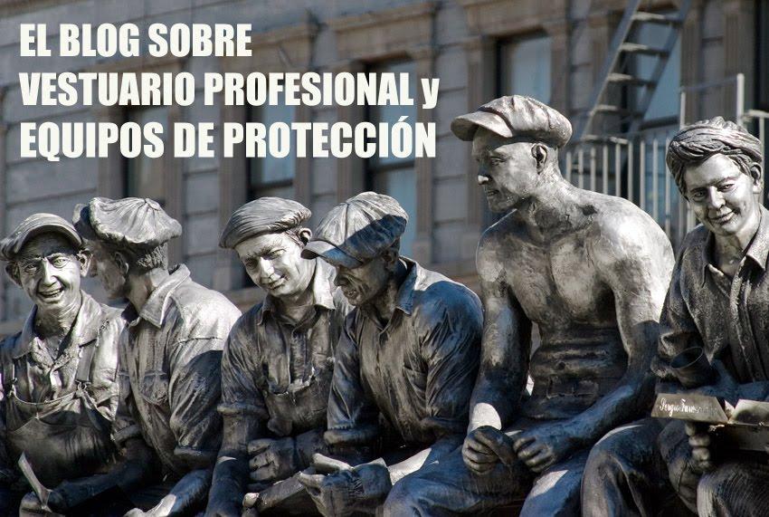 VESTUARIO LABORAL PROFESIONAL Y EQUIPOS DE PROTECCIÓN