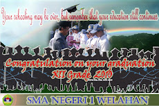 congratulation on your graduation