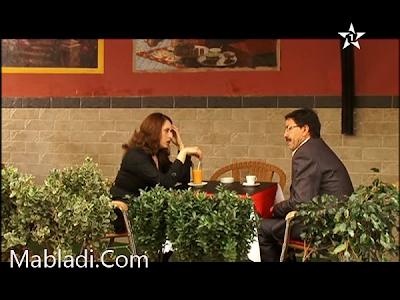Touria akadib ep19 for Film marocain chambra 13