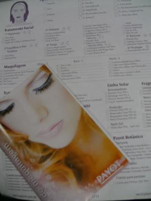 Panfleto Curso de Maquiagem Payout