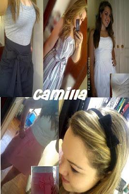 Laços da Camilla