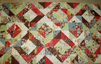 Early Twentieth Century Colonial Revival Quilt Patterns