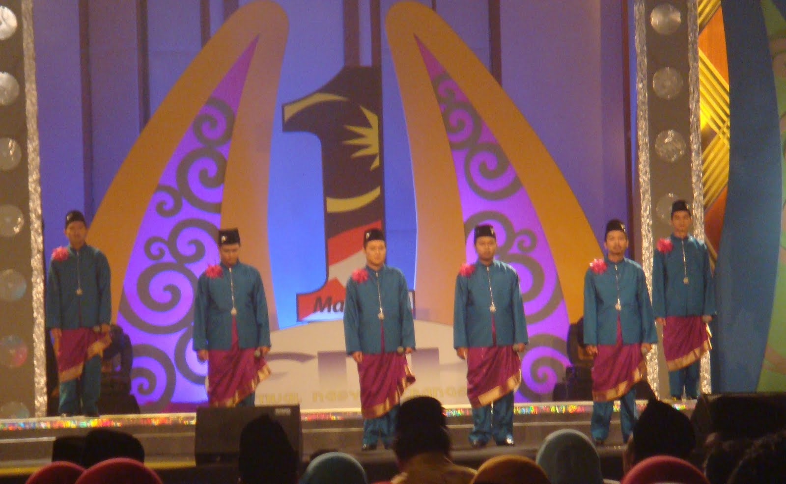 Finalis Festival nasyid kebangsaan PICC Putrajaya JAKIM 2009