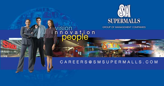 SM MALL JOB HIRING has 4, members. JOB HIRING for a boutique of cellphone, gadgets, and accessories in various branches of SM. INTERESTED APPLICANTS.