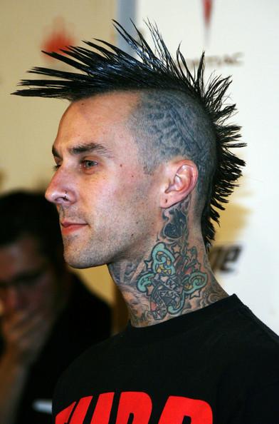 Travis Barker Tattooeddg