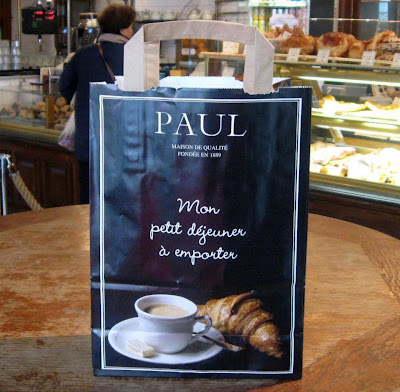 Boulangerie PAUL - Paris Breakfasts