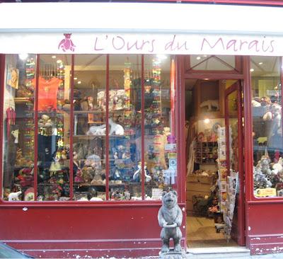 l'Ours du Marais - Parisbreakfasts
