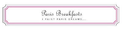 My confiture label - Paris Breakfasts