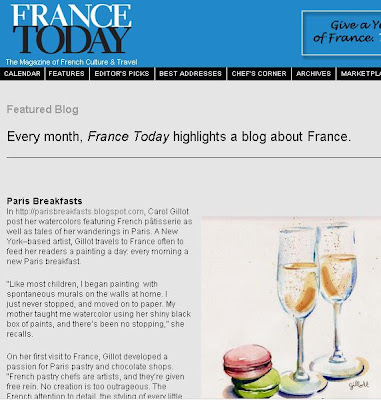 France Today online