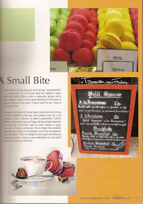 Artful Blogger Magazine