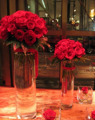 Red roses at Takashima