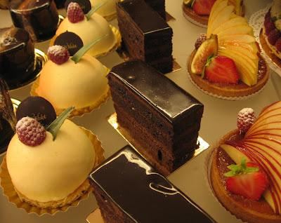 Gerard Mulot pastries