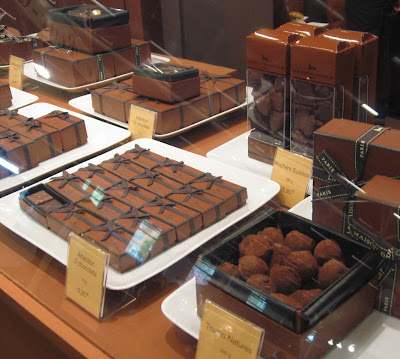 LA MAISON DU CHOCOLATE