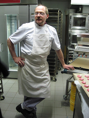 Gerard Mulot Macaron Chef Leclerc