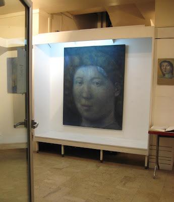 Art galerie on rue de Petit Pont