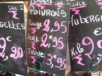 Ardoises - ParisBreakfasts