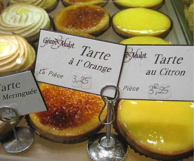 tarte ciron