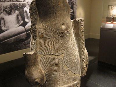 Metropolitan's new exhibit of Haremhab