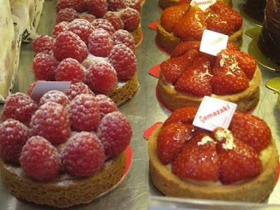Parisien pastry