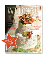 WE'RE IN WEDDING GUIDE CHICAGO!!!