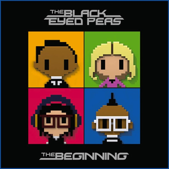 the black eyed peas album cover the beginning. Album Review: The Beginning- Black Eyed Peas. The Beginning,is in more ways,