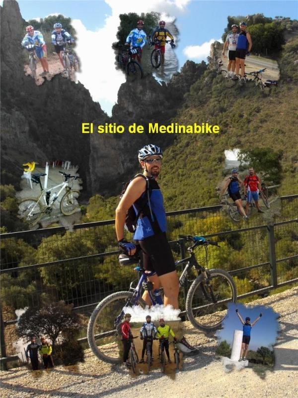 El sitio de Medinabike