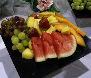 Succulent Fresh Fruits