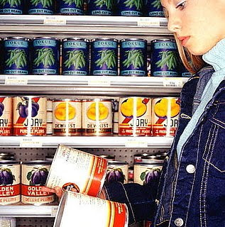 Buying Canned Goods the Easy Way