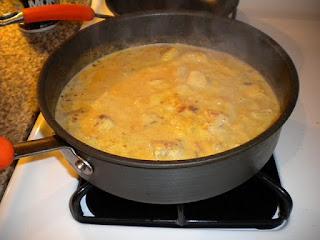 gluten curry
