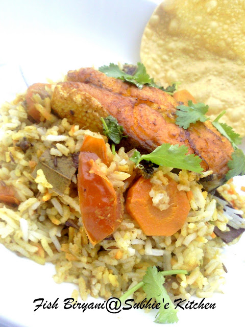 Spicy n Flavorful Salmon Fish Biriyani,Biryani,biryani,biryani park,biryani park food truck,