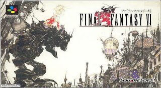 Final Fantasy 6 Famicom