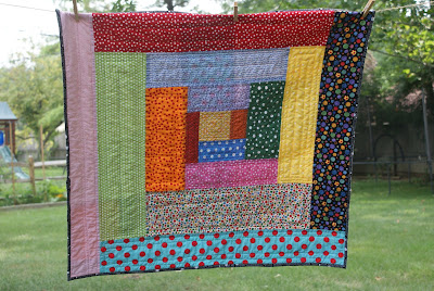 BABY CABIN LOG PATTERN QUILT | Sewing Patterns for Baby : log cabin quilt pattern instructions - Adamdwight.com