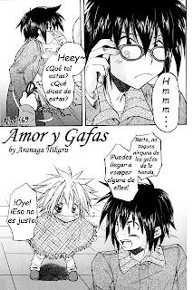 Amor y Gafas (shota)