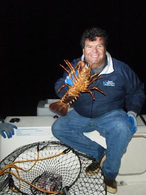Dan 39 s journal late season lobster fishing for Sport fishing with dan hernandez
