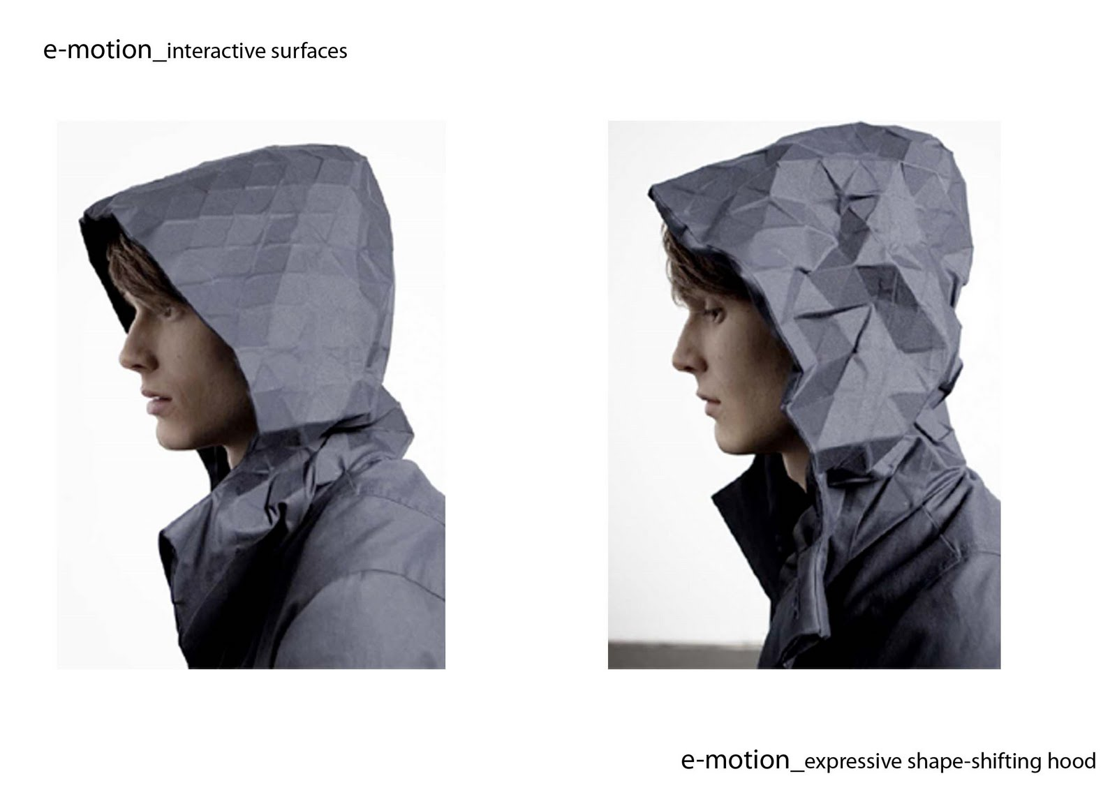 Max Schth shape-shifting hood