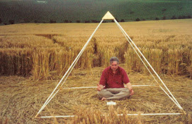 Geoffrey - in the Crop Circle