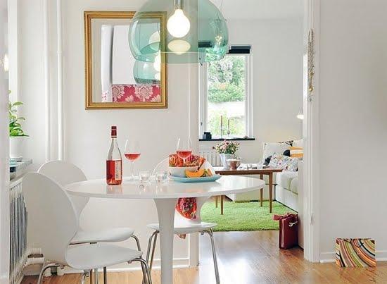 Dicas decora o apartamento allux blog dicas de for Como decorar ambientes pequenos