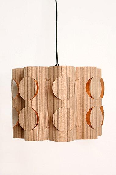 [luminária+madeira]