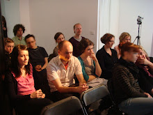 """Simultaneity and Urban Life"" audience"