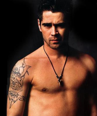 tatuajes para hombros. tatuaje tribal hombro. Bernard's Blog: tatuaje tribal en el cuello