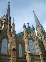 Dunstan Basilica