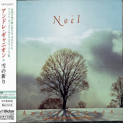 Andre Gagnon - Noel (2000)