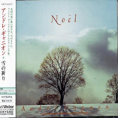 Andre Gagnon - Noel (2000)