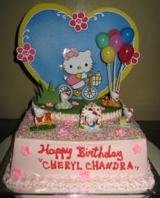 "Hello Kitty ""Cheryl"""