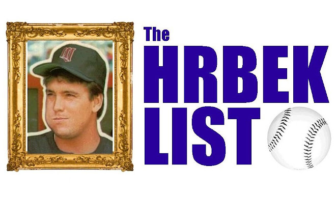 The Hrbek List